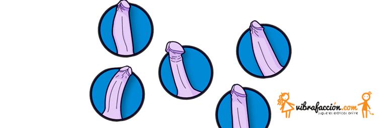 formas pene 5 tipos