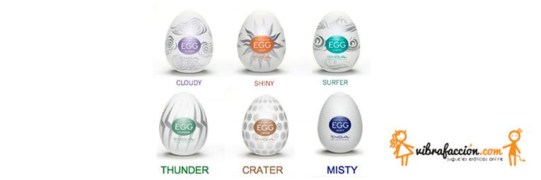 nuevos huevos tenga